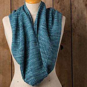 Kaihora Cowl Free Knitting Pattern