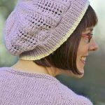 Kiri Free Lace Hat Knitting Pattern