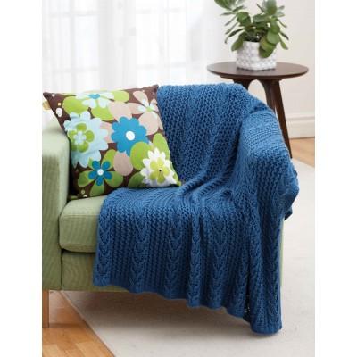 lacy-throw-free-intermediate-knit-pattern