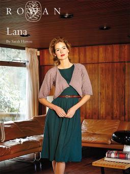 Lana Cardigan Free Knit Pattern