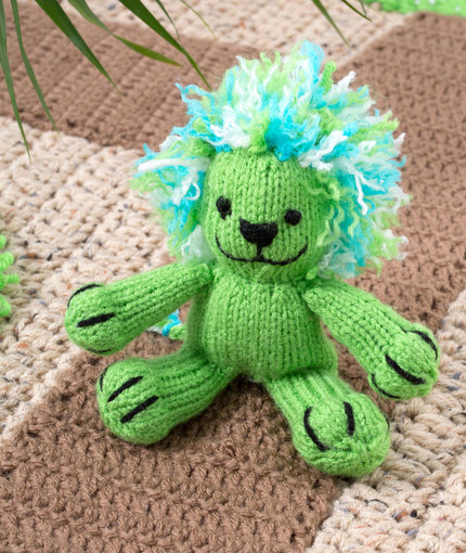 Free Free Lion Knitting Patterns Patterns Knitting Bee 5 Free
