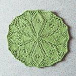 Lydia's Lily Pad free doily knitting pattern