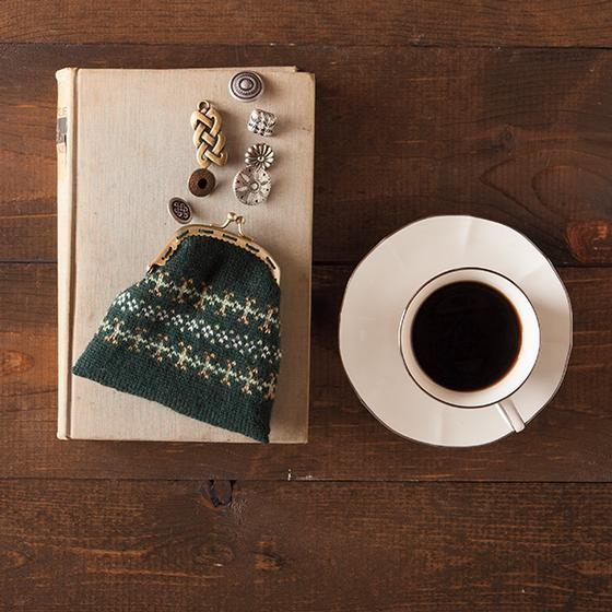 Melodica Coin Purse Free Knitting Pattern