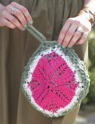 Melon Pocket Bag 1