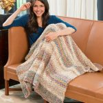 Natural Beauty Throw Free Knitting Pattern