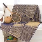 Pack-a-ghan Free Blanket Knitting Pattern