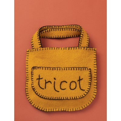Patons Felted Tricot Bag