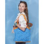 Poolside Tote Bag Free Knitting Pattern