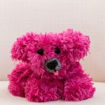 Precious Puppy free knit pattern