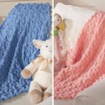 Prince & Princess Blanket For Baby to Knit