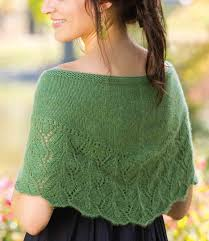 Knitting Patterns For Capelets Free : New Knitting Patterns on Knitting Bee