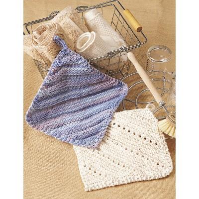 simple-ridge-eyelet-free-easy-dishcloth-knit-pattern