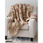 Slip Stitch Blanket Free Easy Knit Pattern