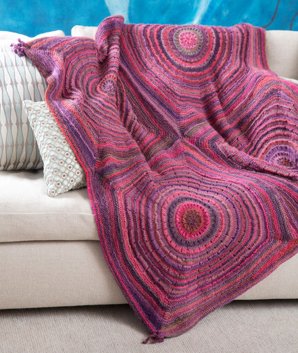 Easy Knitting Patterns For Throw Rugs