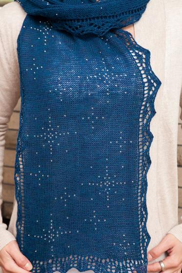 starry-stole-free-knitting-and-bead-pattern