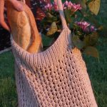 Sundance Market Bag Free Knit Pattern