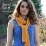 Sunshine Scarf Free Knitting Pattern
