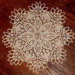 The Little Flower Doily Pattern Free Knitting