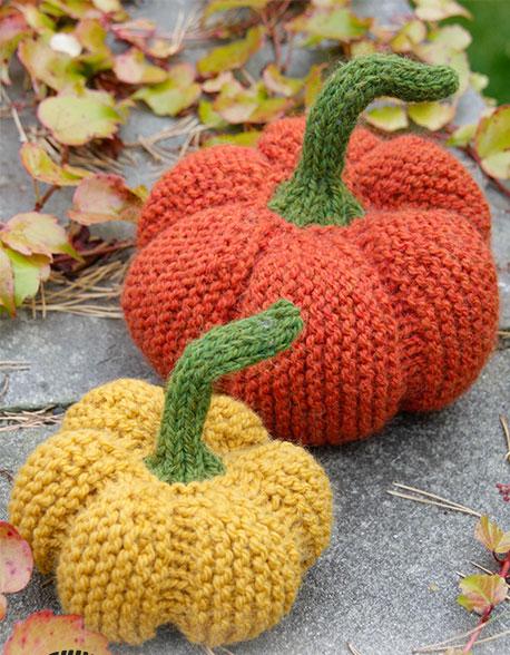 The Patch Halloween Pumpkin Pattern