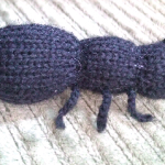 Toy Ant Knitting Pattern Free