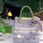 Willow Tweed Hawthorn Purse Free Knitting Pattern