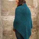 Aviaja Shawl Free Knitting Pattern