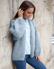 jacket free knit