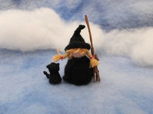 witch-girl-and-cat-knitting-pattern