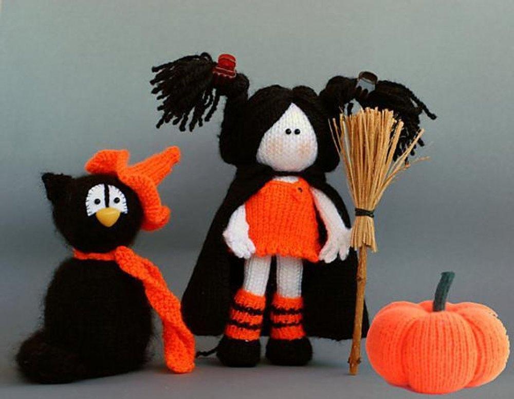 20 premium spooky halloween knitting patterns to enjoy