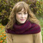 Cowl Hood Warmer Free Knitting Pattern