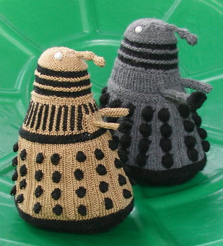 Free Doctor Who Knitting Patterns Patterns Knitting Bee 2 Free