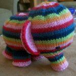 Elefante free knitting pattern