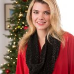 Holiday Cowl Free Knitting Pattern