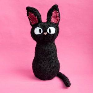 free cat toy knitting pattern