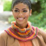 Lovable Cowl Free Knitting Pattern