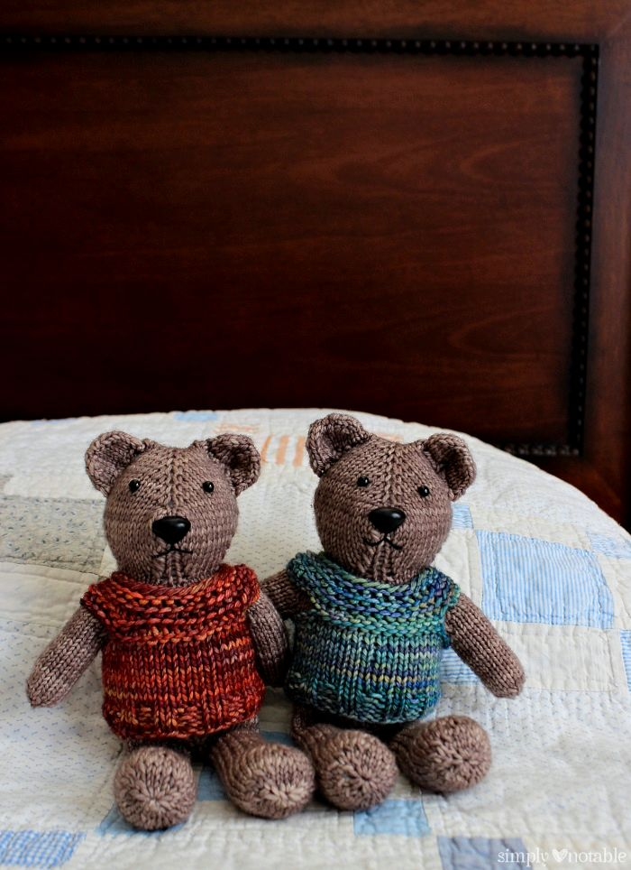 400+ of the Best Free Knitting Toy Patterns Online