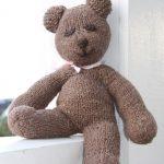 Mister Bean, the Teddy Free Knitting Pattern