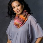 Spectra Cowl Free Knitting Pattern