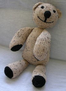 Free Knitting Toy Patterns Online
