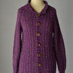 Ambling Cardigan Free Knitting Pattern
