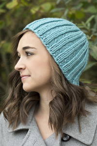 Basic Chunky Ribbed Hat