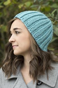 Basic Chunky Ribbed Hat
