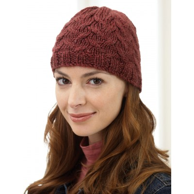 50 Free Easy Hat Knitting Patterns for Winter