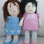 Free Knitting Toy Patterns Online