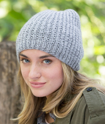40 Free Easy Hat Knitting Patterns For Winter ⋆ Knitting Bee Classy Simple Knit Hat Pattern