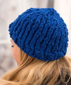 50 Free Easy Hat Knitting Patterns for Winter ⋆ Knitting Bee a2c237f259c