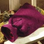 Felted hot water bottle knitting pattern