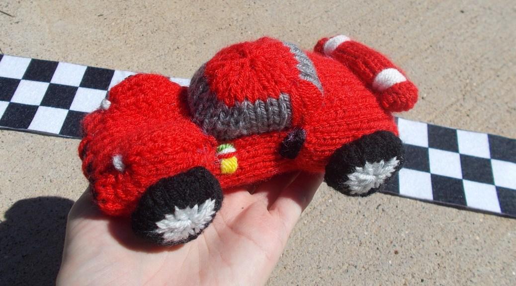 Free transport toy knitting pattern Patterns ⋆ Knitting Bee (6 free ...
