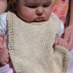 free bib knit pattern