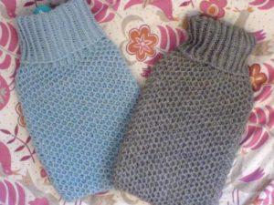 free hot water bottle knitting pattern